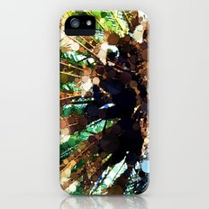 Under the Palm Tree iPhone (5, 5s) Slim Case
