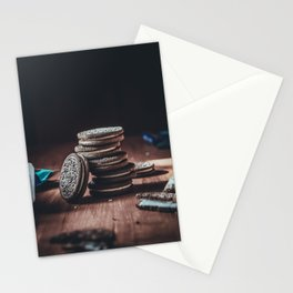 COOKIE MONSTER - Oreos Stationery Cards