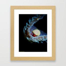 Colours of Night Framed Art Print