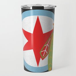 City of the Four Feathers Travel Mug