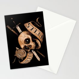 Hell's Bells Stationery Cards
