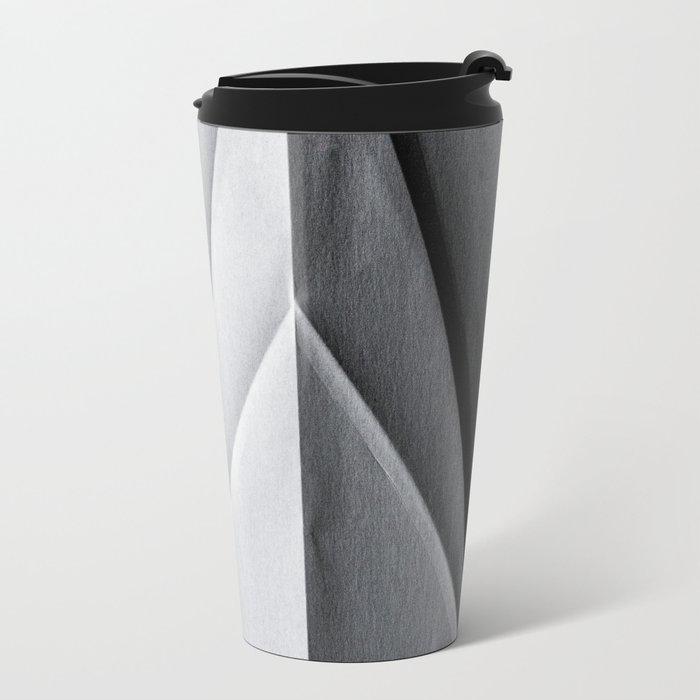 Folded Paper 1 Travel Mug