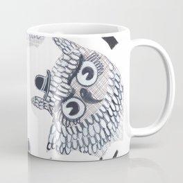 Al's Many Moods Coffee Mug