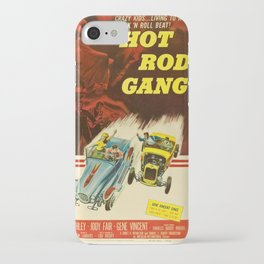 Hot Rod Gang iPhone Case