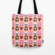 Marcelline & Bubblegum Tote Bag