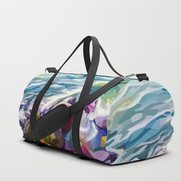 Sea vibes Duffle Bag