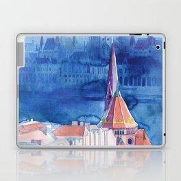 Morning in Budapest Laptop & iPad Skin