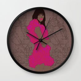 Dance Party Part 2 Wall Clock