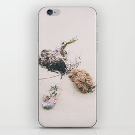 Pink Seaweed iPhone Skin