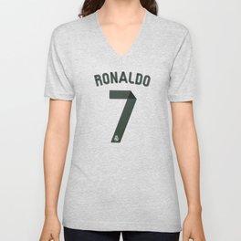 cristiano Ronaldo Unisex V-Neck