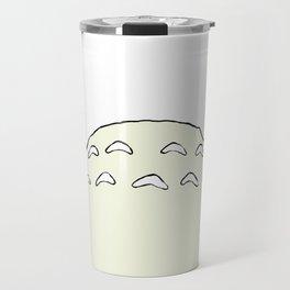 Totoro's Belly Travel Mug