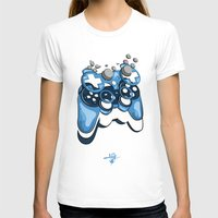 gamer T-shirts featuring Gamer by Hey Yet
