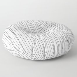 More Lines Floor Pillow