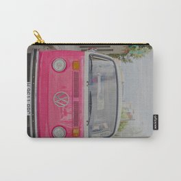 Hot Pink Lady Carry-All Pouch