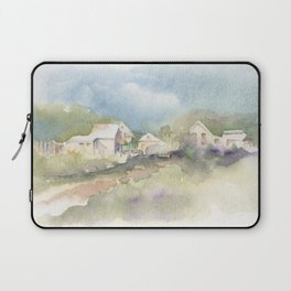 Ghost Town Memories Laptop Sleeve