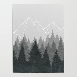 Fading Forests Poster