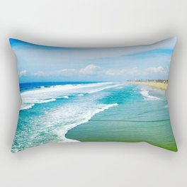 Huntington Beach Rectangular Pillow