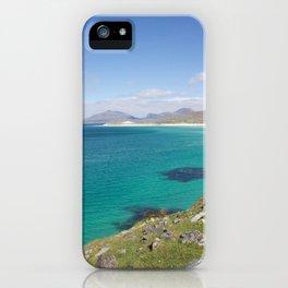 Beach 3 Lewis and Harris 5 iPhone Case