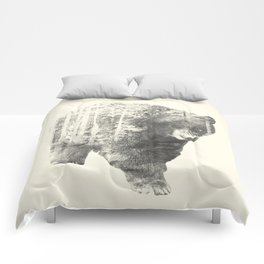 The Mixed Bear Comforters