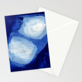 help me through the night Stationery Cards