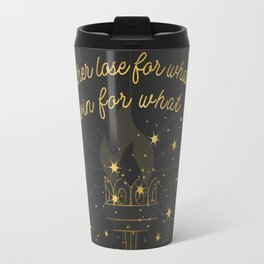 I Ain't Pageant Material Travel Mug