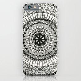 Mandala3 iPhone Case