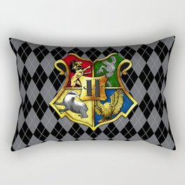 POTTER HOGWARTS Rectangular Pillow