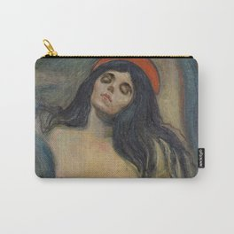 "Edvard Munch ""Madonna"", 1894 Carry-All Pouch"