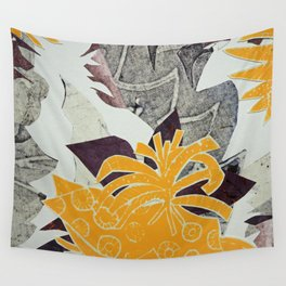 Urban Tropical Wall Tapestry
