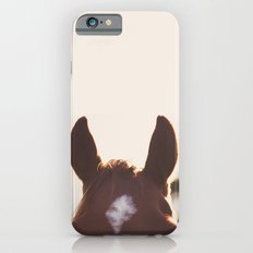 I'm all ears. Slim Case iPhone 6s
