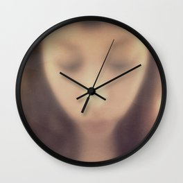 Nothing's gonna change my world Wall Clock