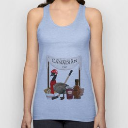 Canadian ... Eh Unisex Tank Top