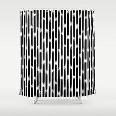 Day 010 | #margotsdailypattern Shower Curtain