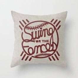SW/NG! Throw Pillow