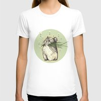 hamster T-shirts featuring Hamster Love by Nasuta