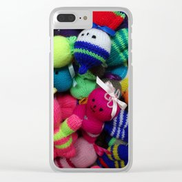 Toys Galore 4. Clear iPhone Case