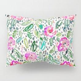 Hibiscus Frolic Pillow Sham