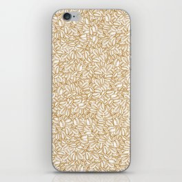 Light Roast iPhone Skin