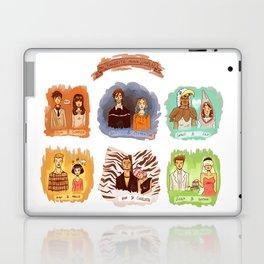 My favorite romantic movie couples Laptop & iPad Skin