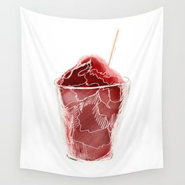 Talented Smoothie Wall Tapestry