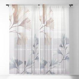 Just Breathe Sheer Curtain
