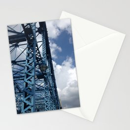 Bridge and Blues Stationery Cards