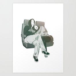 somniatore III Art Print