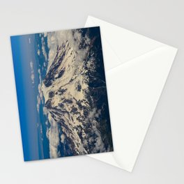 Pacific Northwest Aerial View - II Stationery Cards