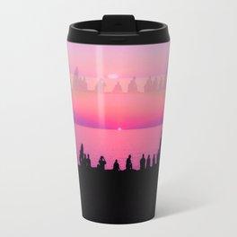 Ibiza Sunset Travel Mug