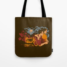 The Last Day Of Summer Tote Bag