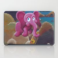 tequila iPad Cases featuring Tequila Sunrise by Evan Ames
