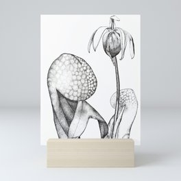 Cobra Lily Mini Art Print