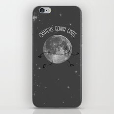 Craters Gonna Crate iPhone & iPod Skin