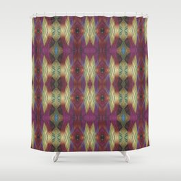 Interwoven Shower Curtain